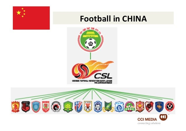 Football	  in	  CHINA	                        connecting solutions