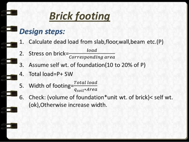 Footing design(09 02 03 096)