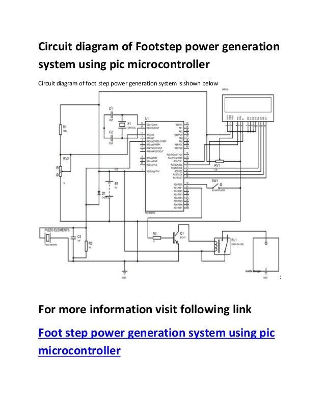 Power Generation Circuit Diagram Best Secret Wiring Diagram