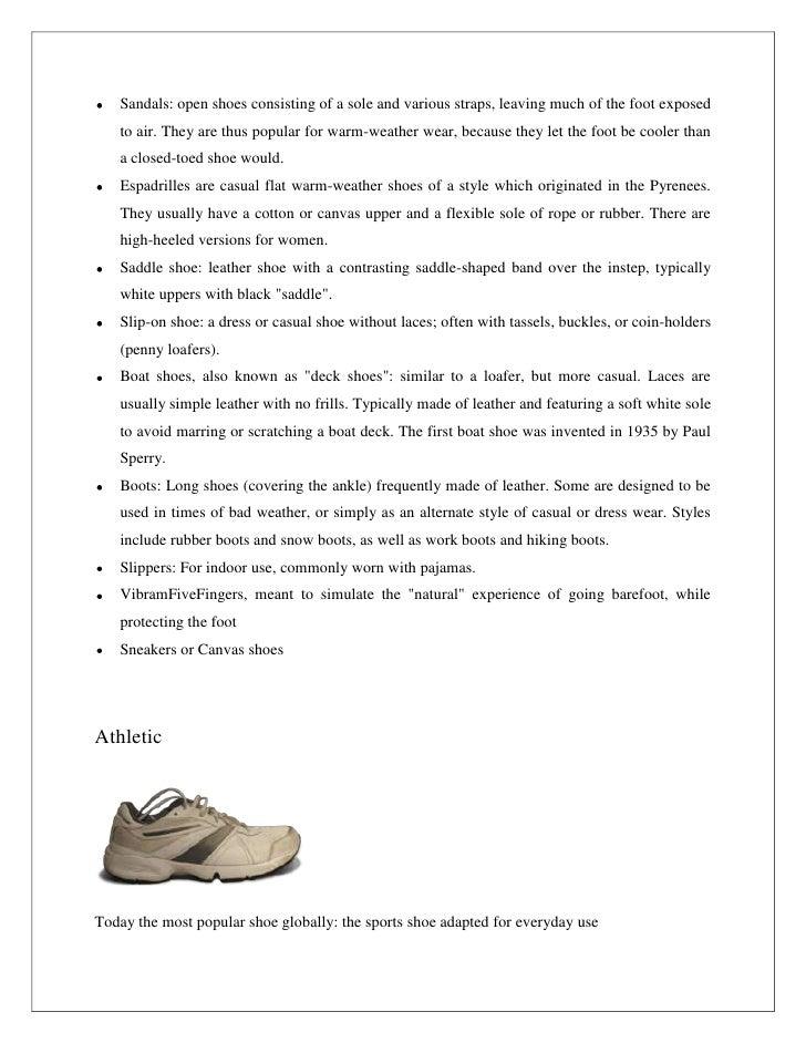 Sandals: ...