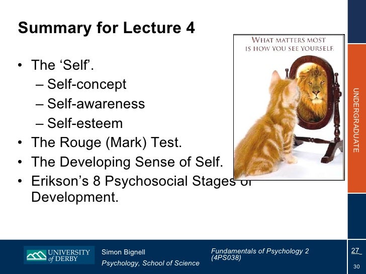 lecture 8 personal development Psychology 390: introduction to personality oliver c schultheiss, 2001 psychology 390: introduction to personality psychology 2001 lecture 9 slide 8 optimum levels of arousal differ between introverts and extraverts arousal performance introverts optimumintroverts too low too high.