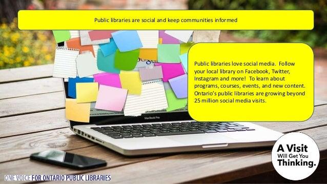 Source: 2018 FOPL Data Reports: https://bit.ly/2DDewd8 Public libraries create volunteer opportunities Public Libraries en...