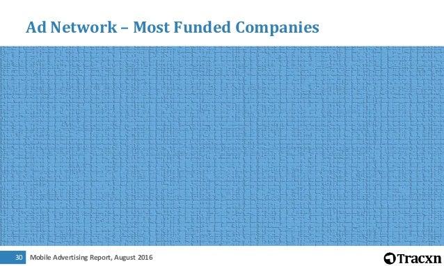 Mobile Advertising Report, August 201631 Demand Side Platform – Business Model Description