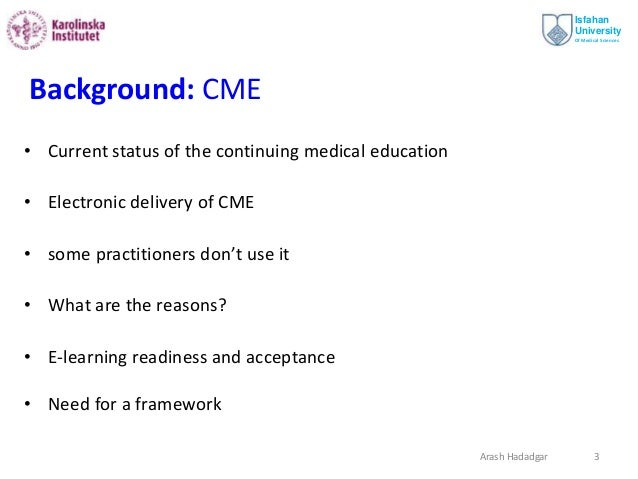 e learning in medical education pdf