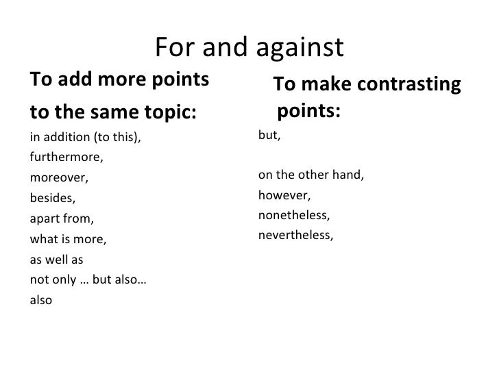 opinion essay kalıpları