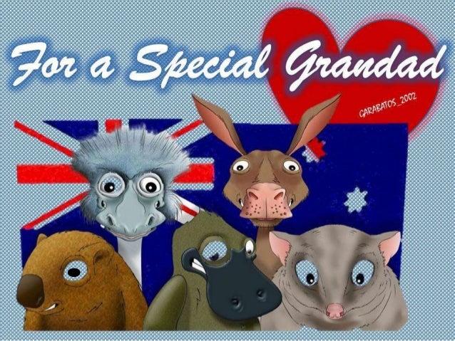 For a Special Grandad