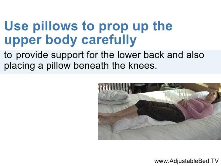 Adjustable Bed Best Solution For Back Problems