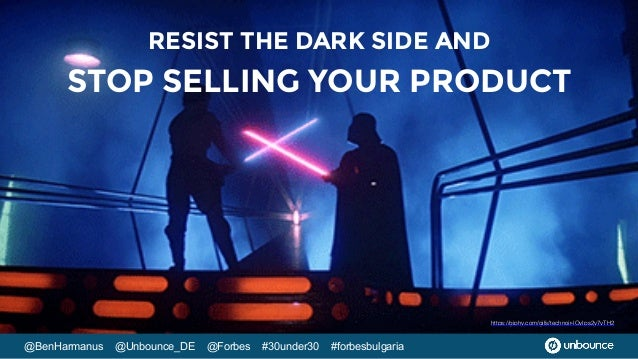 https://giphy.com/gifs/technoir-lOvIps2y7vTH2 @BenHarmanus @Unbounce_DE @Forbes #30under30 #forbesbulgaria RESIST THE DARK...