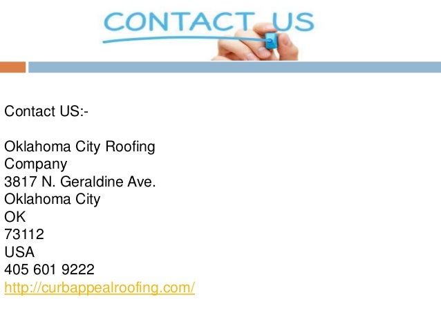 4. Contact US- Oklahoma City Roofing ...  sc 1 st  SlideShare & For best roofing experience opt to rubber roofing okc memphite.com
