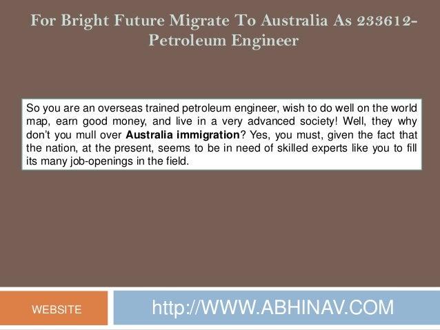 Petroleum Engineer CV Template