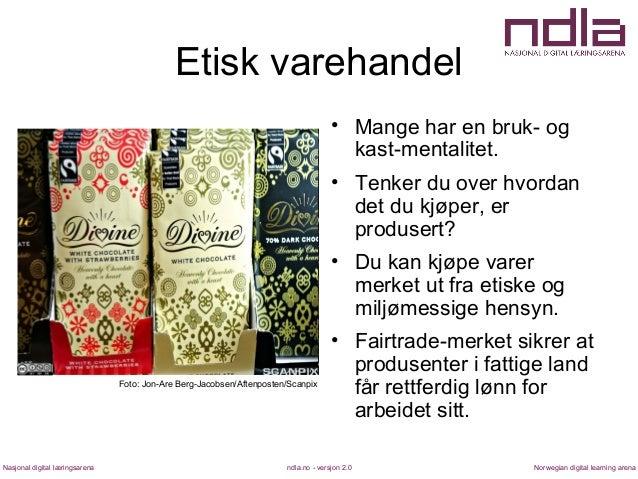 Forbruk og personlig økonomi presentasjon bm Slide 3