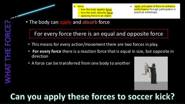 Biomechanics 101: Motion & Force