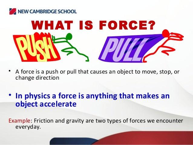 Force motion-magnetism