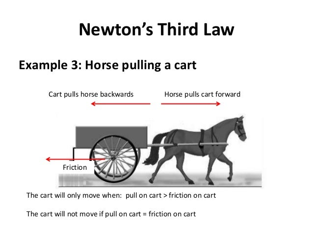 Newton s third law - Force And Acceleration Simplified