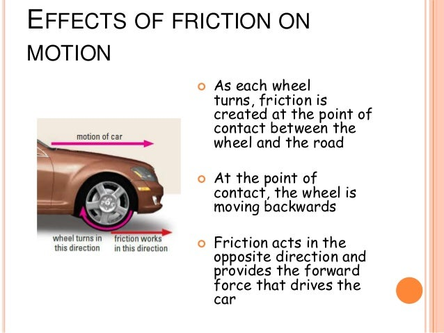friction as a boon Friction to keep it at forces and newton's laws of motion 4-3 differently than we have in this text it is a boon to understanding to stop and think about the exceptional cases that we might not have considered in our first encounter with a concept f.