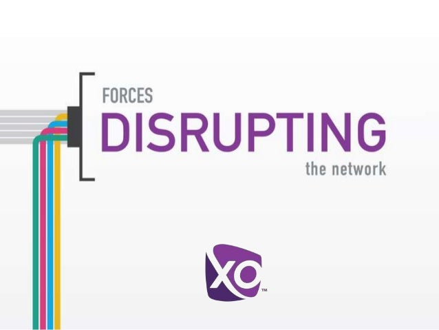 Forces Disrupting the Network