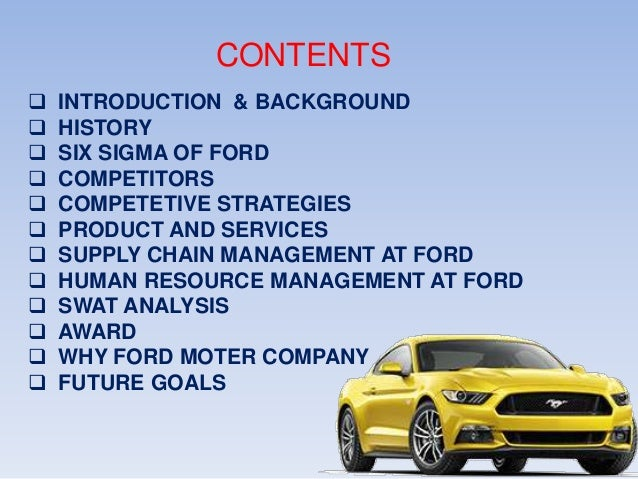 Ford for Ford motor company human resources phone number