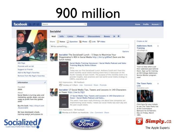 300 million updates/day