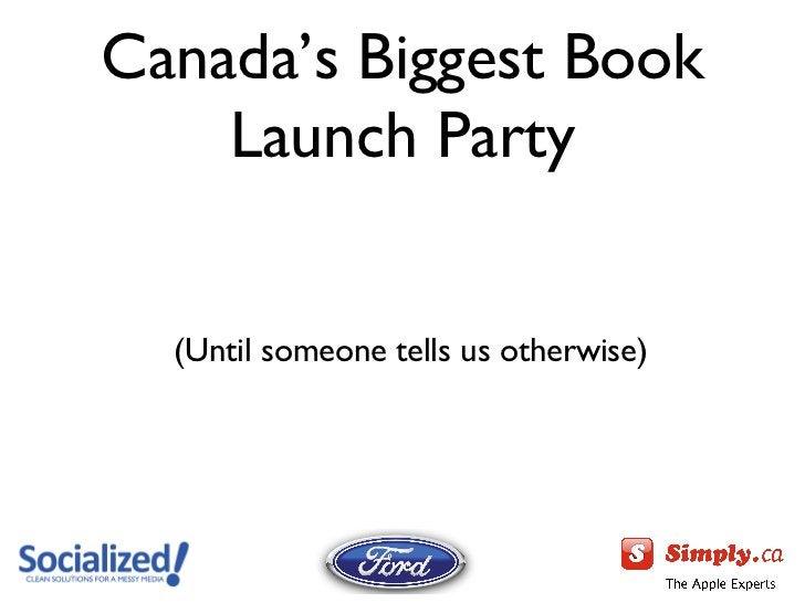 Ford Sociable! Boot Camp (Alberta) Module 1