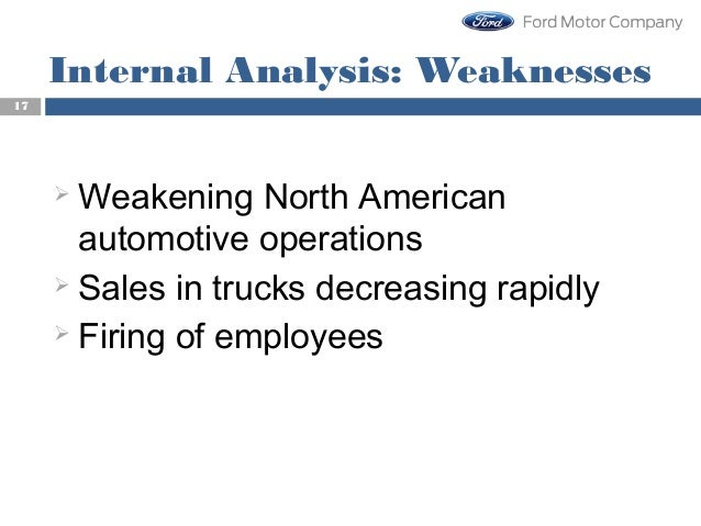 Strategic management competitiveness of ford motor company for Ford motor company payroll services