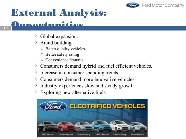 ford strategic management Ford motors case study strategic management case study- ford motor company stacey planz strayer university principles of management bus302 professor osburn january.