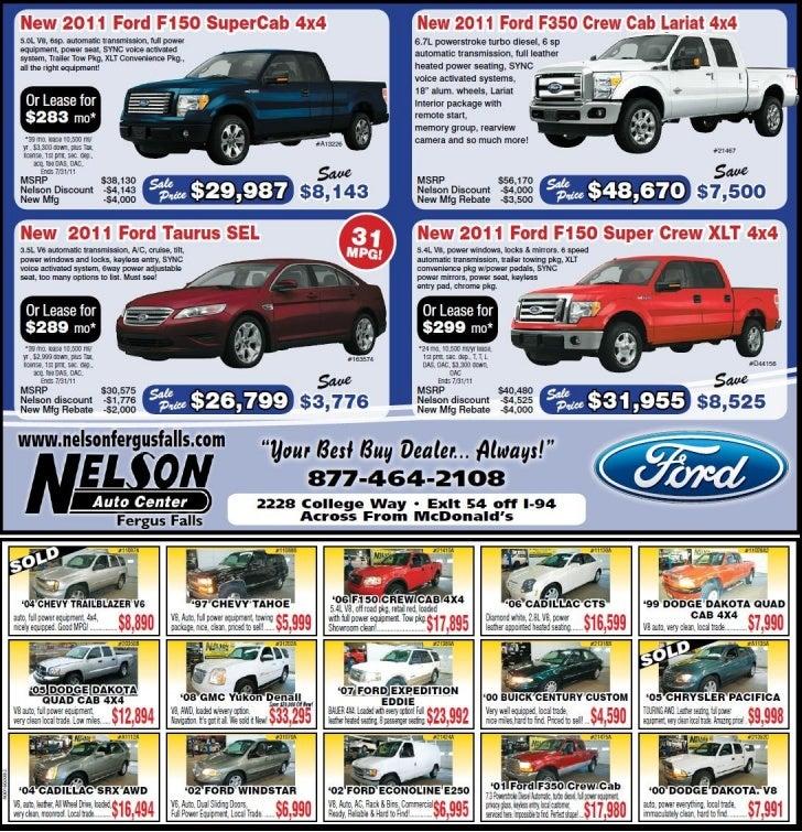 Cars For Sale MN Ford Dealer In Fergus Falls - Ford dealerships mn