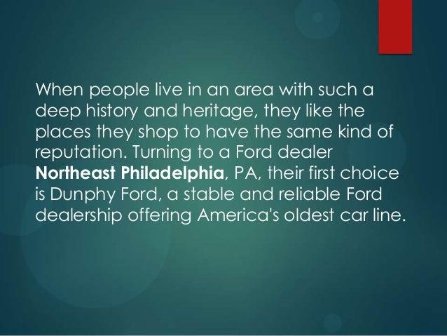 Ford Dealership Philadelphia >> Ford Dealer Northeast Philadelphia Pa