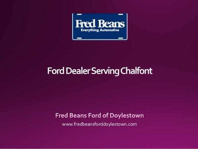 www.fredbeansforddoylestown.com