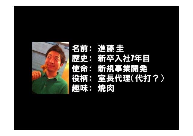 つくらない ものづくり ~明日からできるリーンスタートアップ~ Slide 3