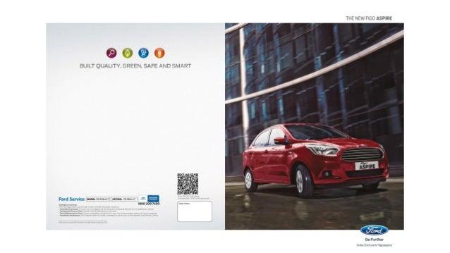 Ford Figo Aspire eBrochure