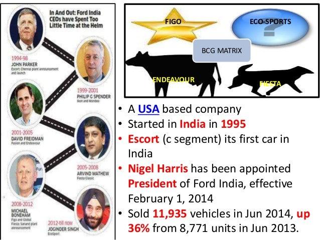Ford figo c1presentation