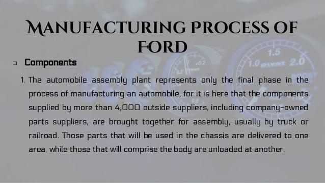 Ford motor company for Ford motor company warranty information