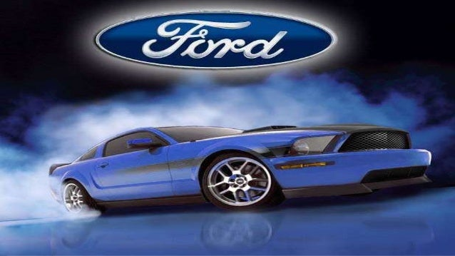 Ford motor company case solution