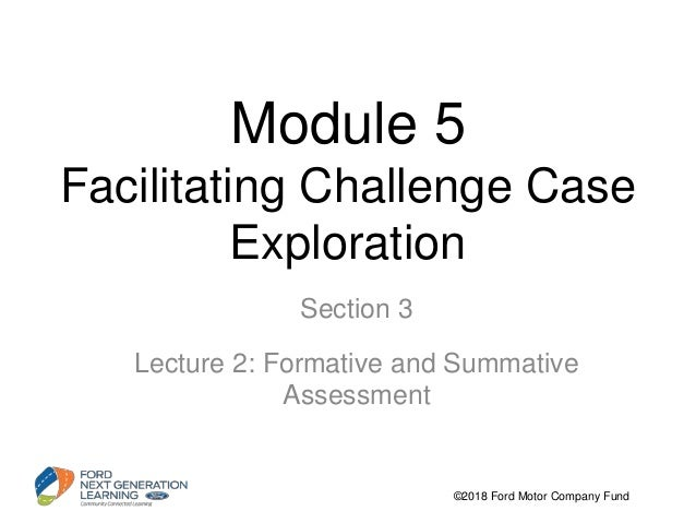 Formative And Summative Assessment There are two ways of assessing pupils — formal summative assessment and informal formative assessment. slideshare