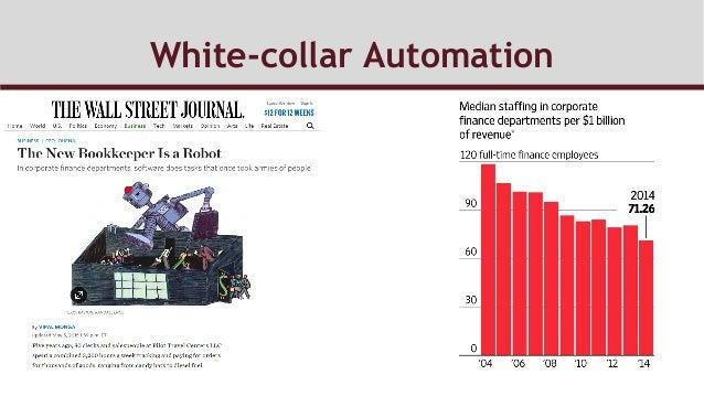 White-collar Automation