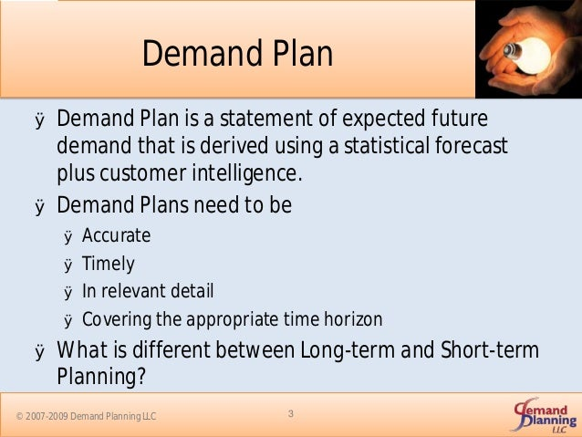 Forecast Accuracy and Safety Stock Strategies Slide 3