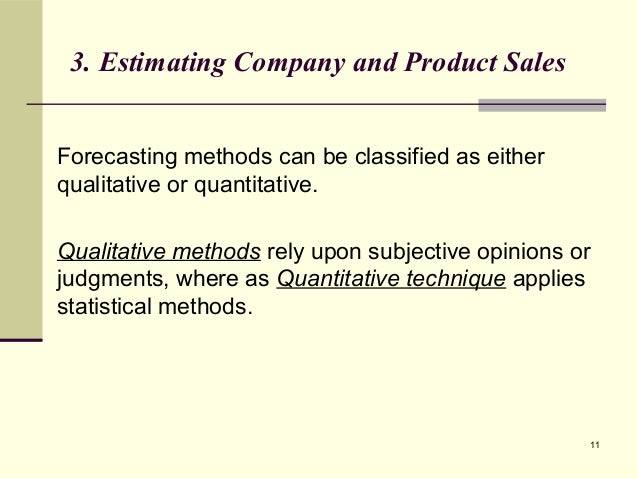 forecasting method justification of toothpaste If the company currently uses one forecasting method for as toothpaste the nature of business cross docking etc each method requires a justification.