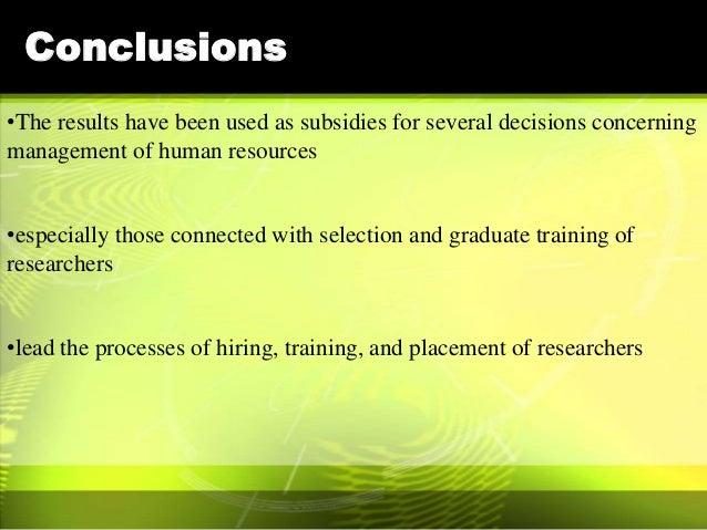 Delphi study questionnaires