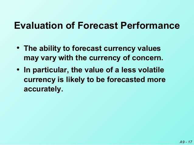 forecasting exchange rates using general regression Exchange rate prediction using support financial forecasting in general, and exchange rate prediction in particular regression analysis, discriminate.