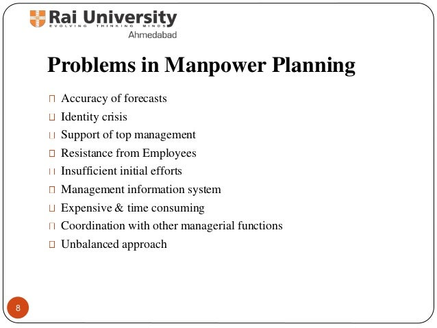 how would you forecast the manpower Techniques for forecasting human resources 1  computerized forecastthe  econometric modelseconometric models for estimation of manpower.