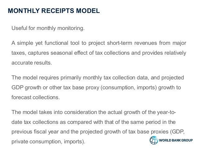 tips tricks for revenue forecasting