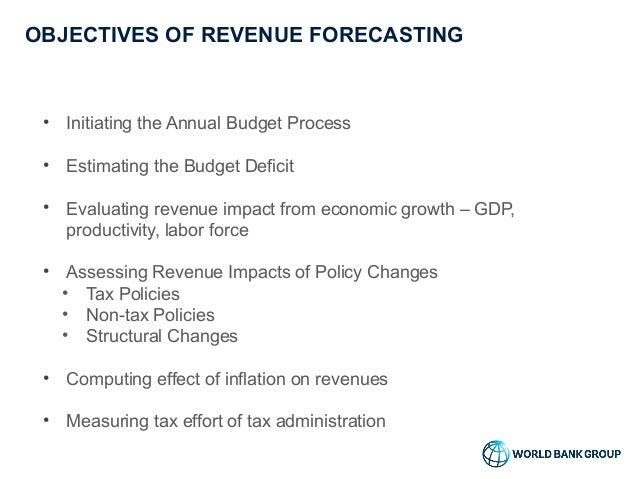 how does revenue forecasting really work