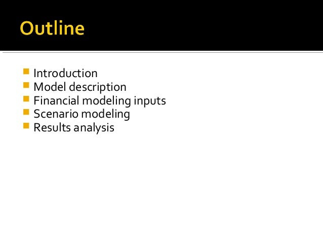 Probabilistic Forecast Analysis Of A Manufacturing Process Slide 2
