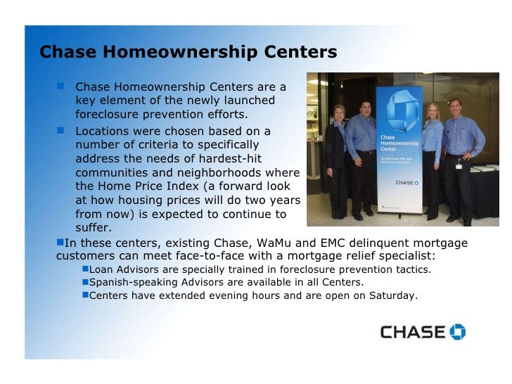 Chase Making Home Affordable Refinance