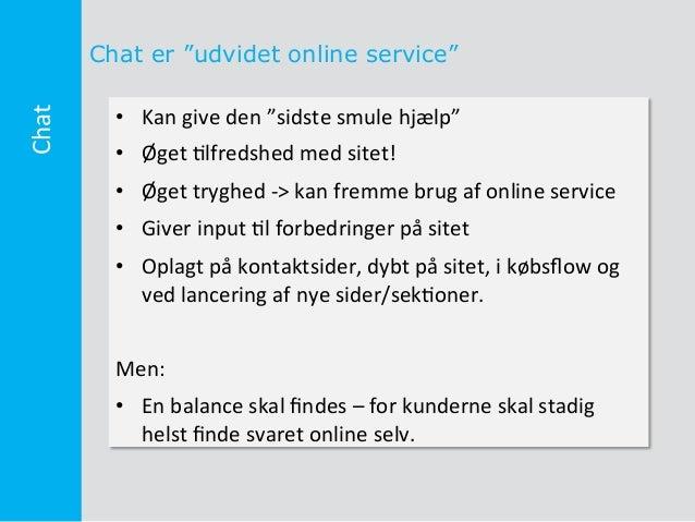 kontaktsider free chat