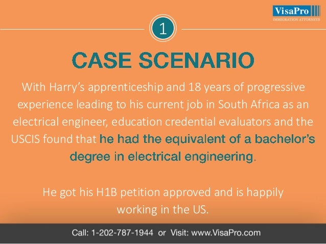 Foreign Degree Credential Evaluation For H-1B Visa: Is It Mandatory?