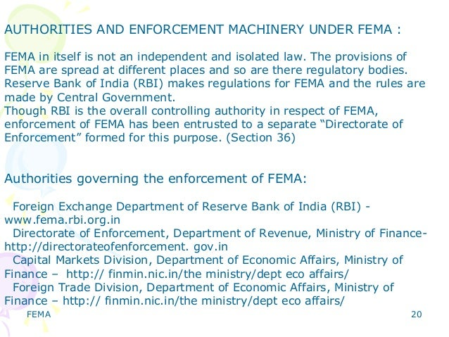 fdi in india rbi regulations Rbi liberalises fdi rules guidelines as stipulated by the reserve bank of india from time to time also fdi policy and fema regulations in terms.
