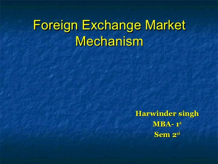 Exchange market share