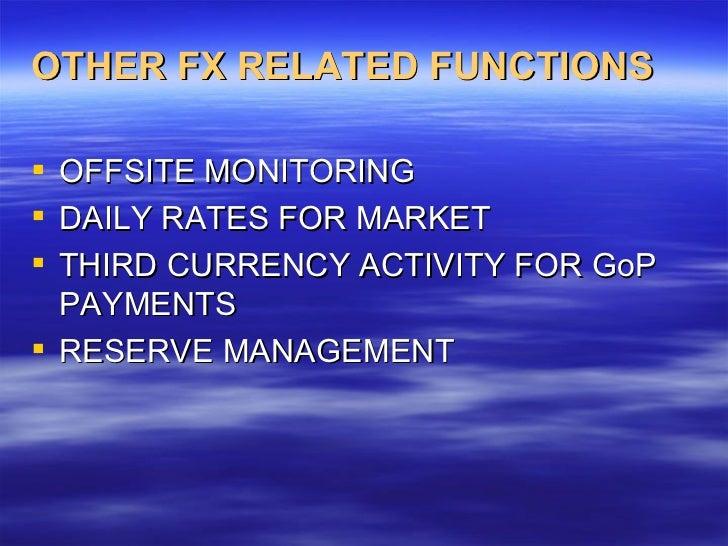 Off exchange retail forex
