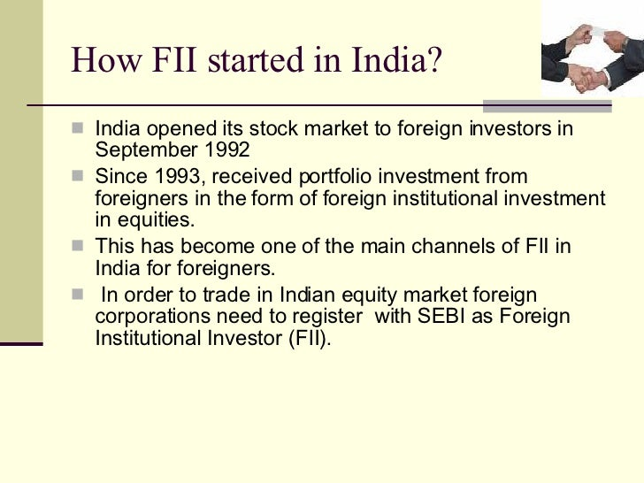 Your guide to Foreign Fund Flows!